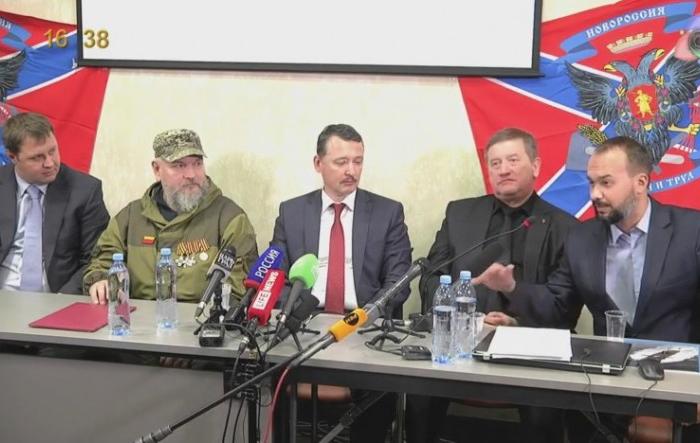 Стрелков: Главный враг Новороссии – равнодушие российских чиновников