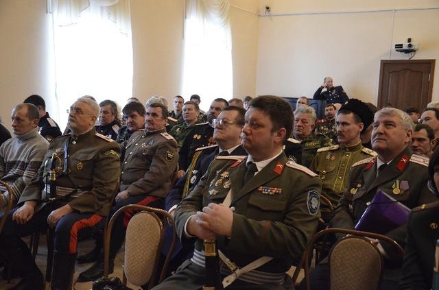 Переизбрание атамана Енисейского казачьего войска закончилось дракой