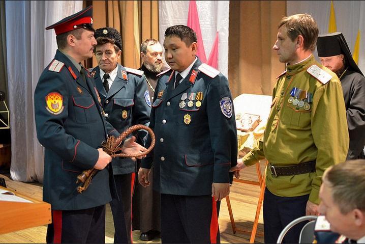 Внеочередной отчетно-выборный Круг Алтайского республиканского отдельского казачьего общества