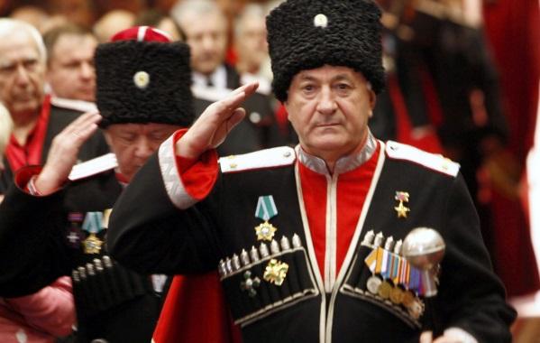 Кубанские казаки отчитались об итогах работы за год