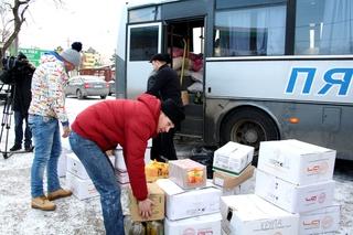 За проезд гуманитарного груза в Донбасс у горячеводских казаков потребовали взятку