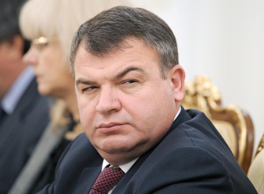 Сердюков может стать председателем «Казачьей партии» в Петербурге