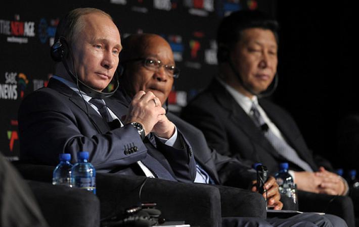 Падение рубля – развязка грандиозного спектакля