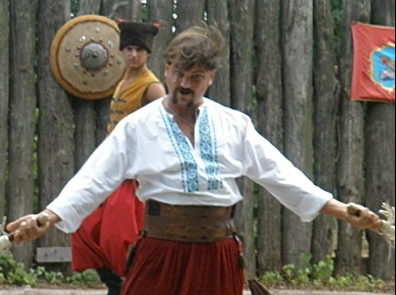 Группу Kazaky в Благовещенск не пустили казаки