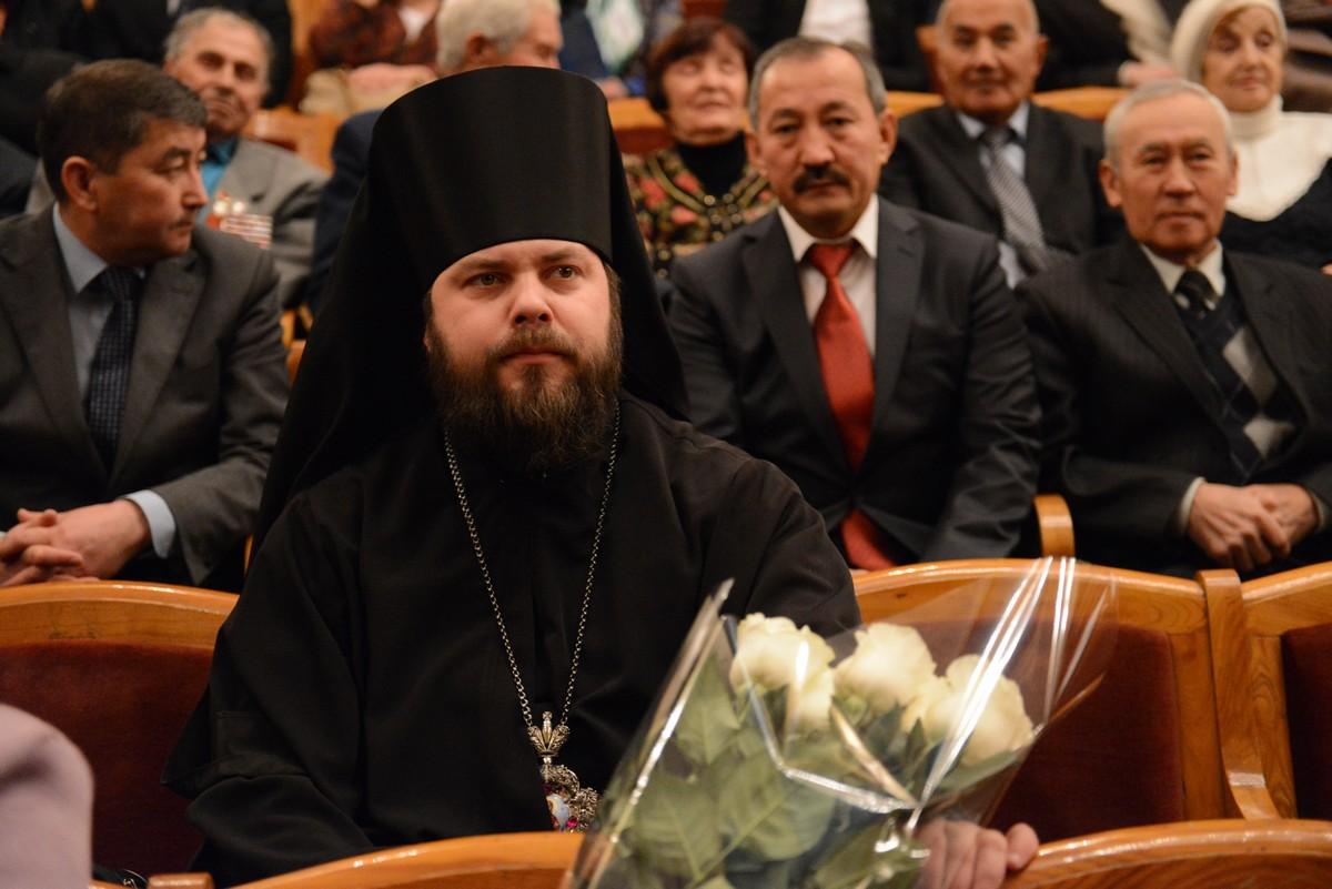 Обращение правящего архиерея Бишкекской и Кыргызстанской епархии к казачеству Кыргызстана