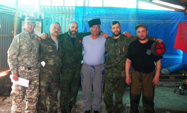 Антон Бредихин: Луганщина - казачья земля!