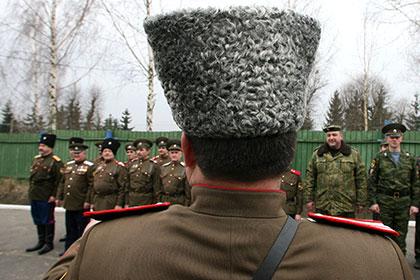 Власти Калининграда привлекут казаков к государственной службе