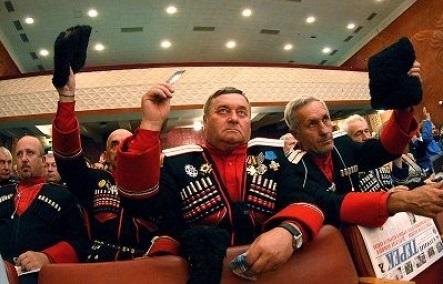 Нового атамана терских казаков выберут 25 апреля