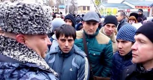 Полиция и казаки на Ставрополье призывают не придавать убийству в Минводах национальный подтекст