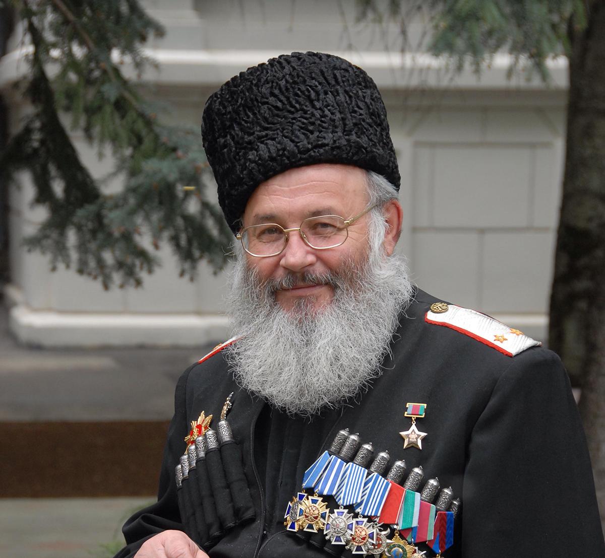 Первому атаману Кубанского казачества в современной России исполняется 65 лет!