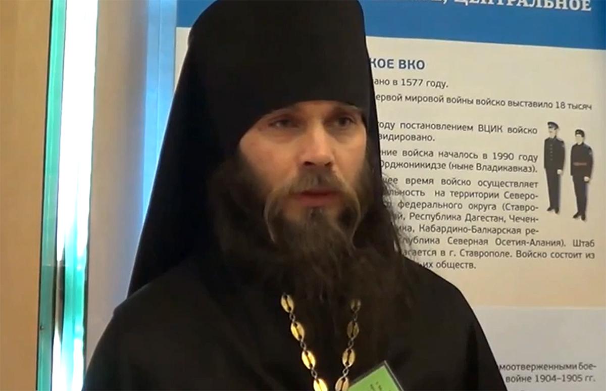 РПЦ : Казак защищая Отечество - войдет в Царство небесное