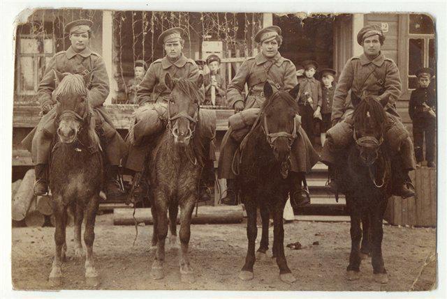В Беларуси установлен памятный знак амурским казакам, погибшим в Первой мировой войне