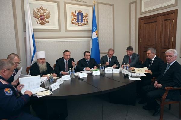 В Ульяновске обсудили проблемы российского казачества