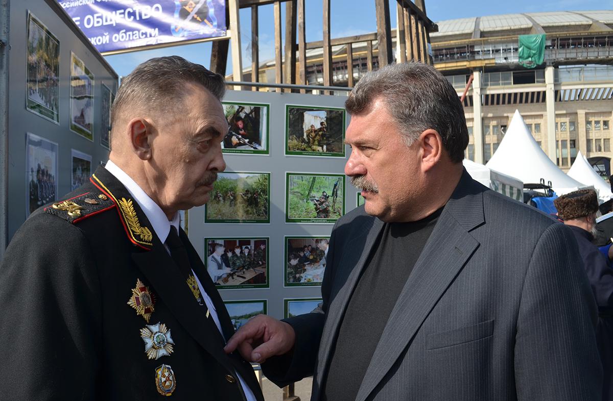 Российское казачество в США и РВИО: совместная работа продолжается