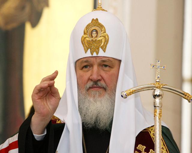 Патриарх Кирилл дал благословение походу казаков по маршруту Москва - Берлин