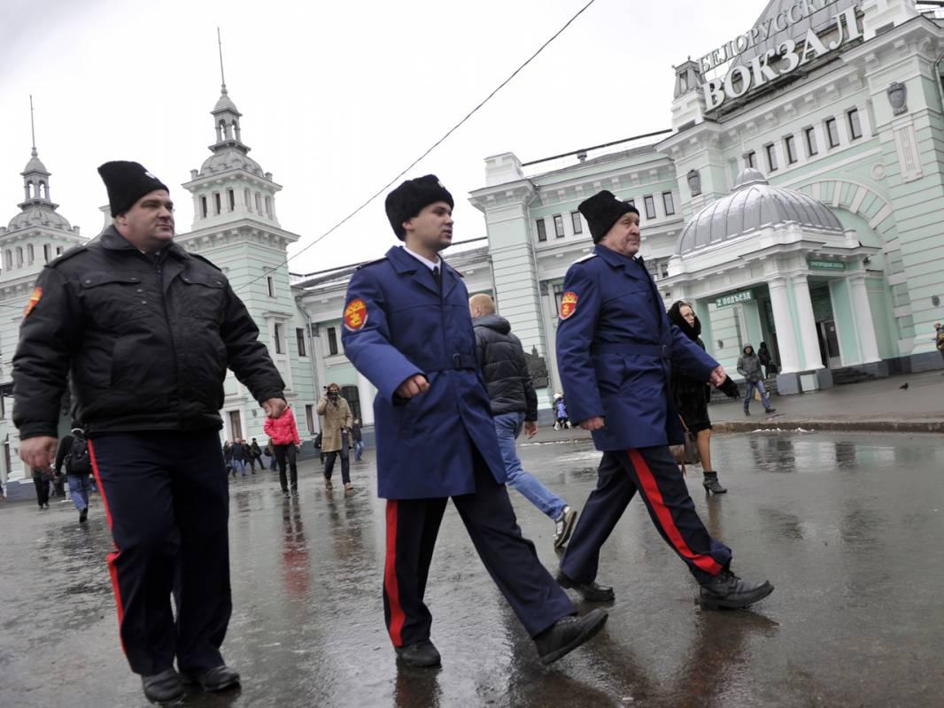 В Москве поиском уклонистов от армии займутся казаки
