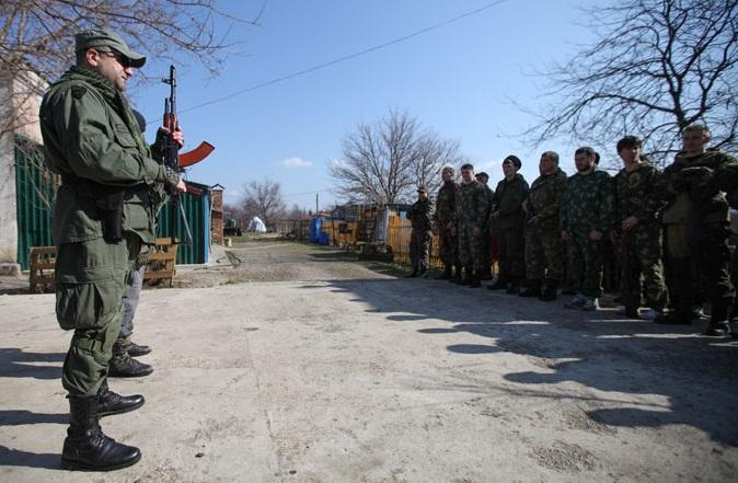 Ставропольских казаков принимают в спецназ ГРУ