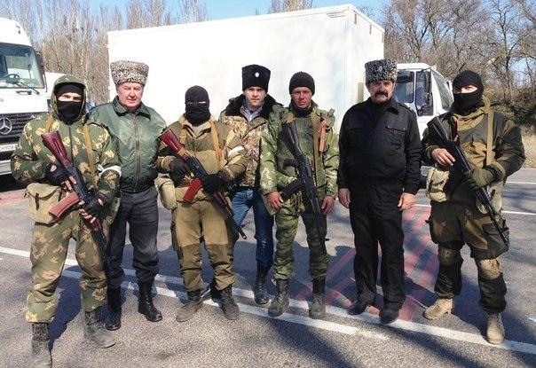 Крымская весна кубанских казаков