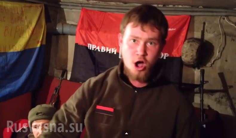Психически больные люди со всего бывшего СССР собираются воевать под знамена «Правого Сектора»