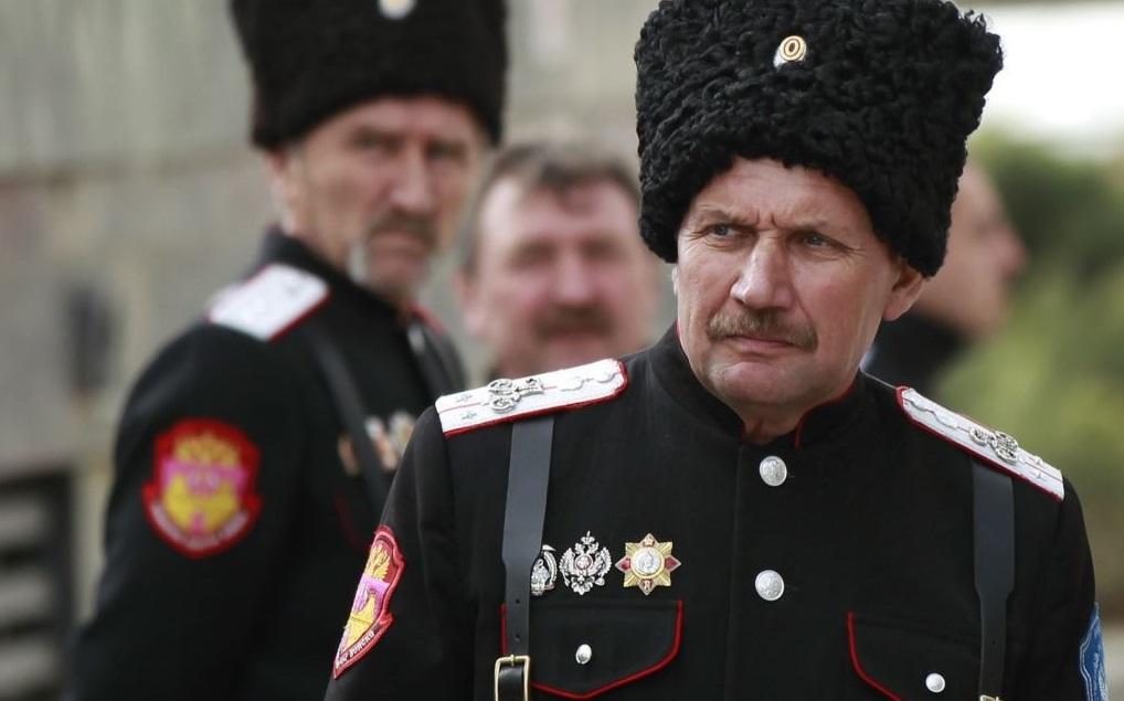 В Крыму хотят создать казачье войско