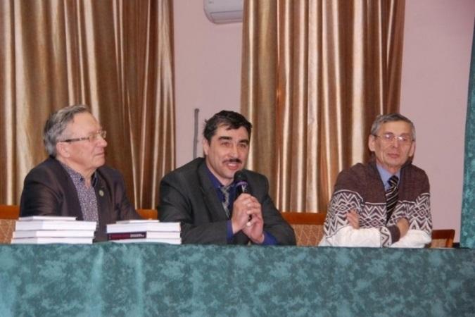 В Забайкалье прошла презентация серии книг о казачестве