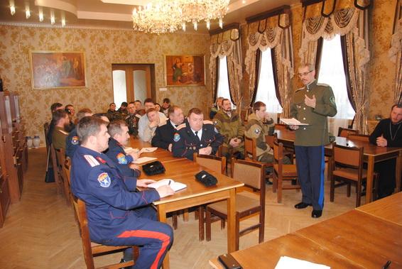 Работа по взаимодействию Церкви и казачества в Республике Татарстан