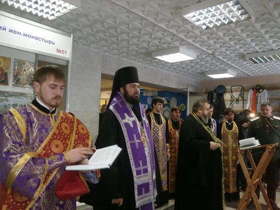 Открытие выставки-ярмарки «Православная станица» в г. Нижнекамске