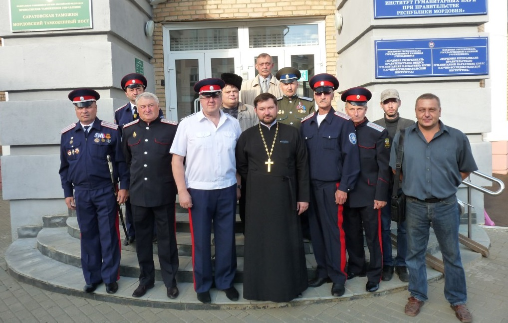 Казаки будут охранять леса Мордовии от пожаров