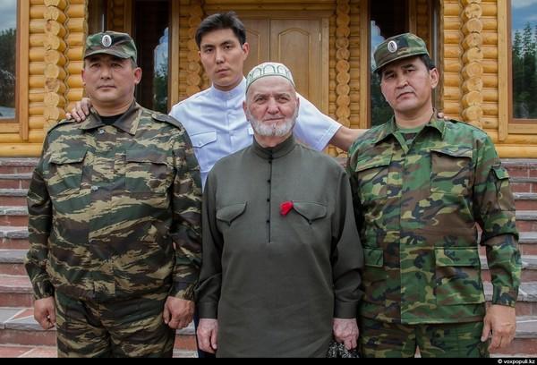 Исламизация казаков в Казахстане