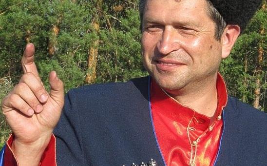 """Александр Тутов: """"Я бы не хотел, чтобы казаки выполняли полицейские функции"""""""