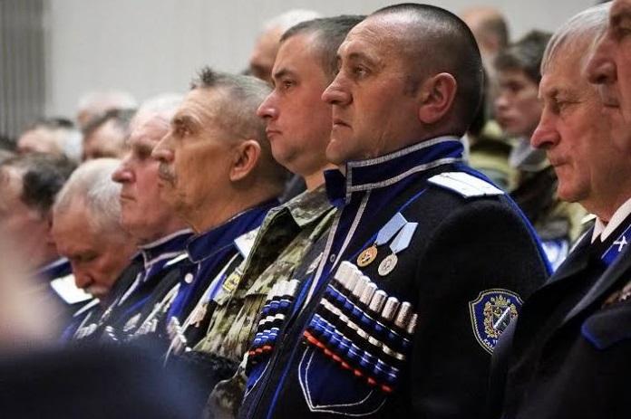Ставропольские казаки избрали нового атамана