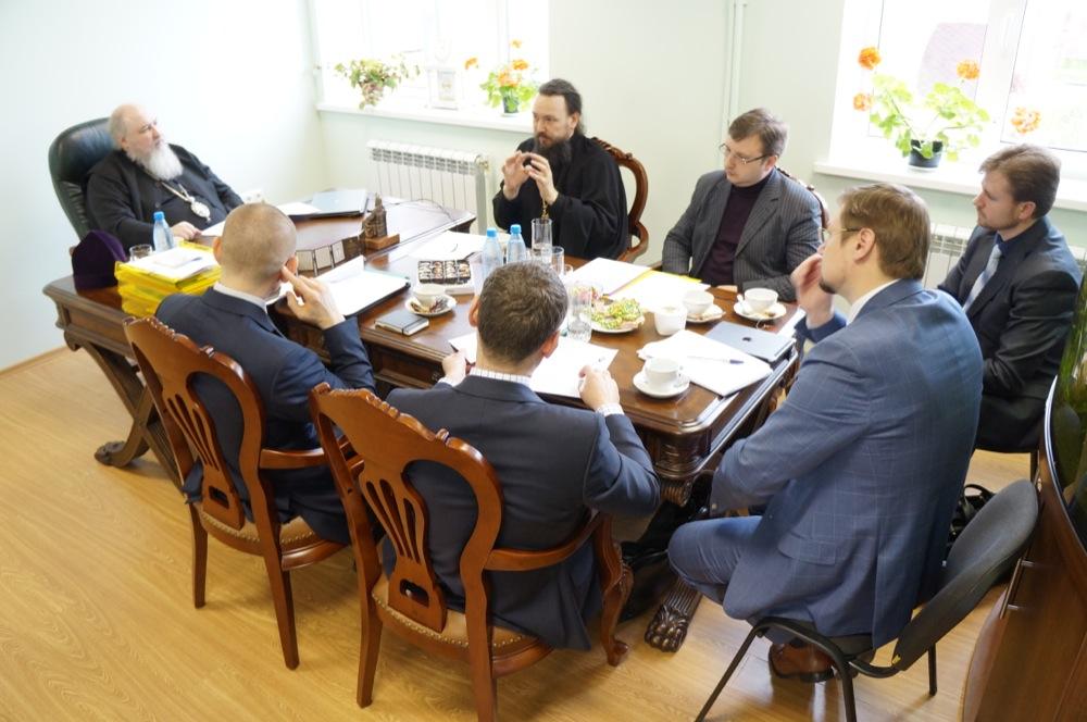 Обсуждены вопросы создания Концепции духовного окормления и поддержки казачества Русской Православной Церкви