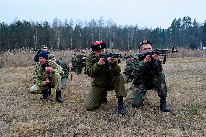 «Белорусские казаки»: опасные игры