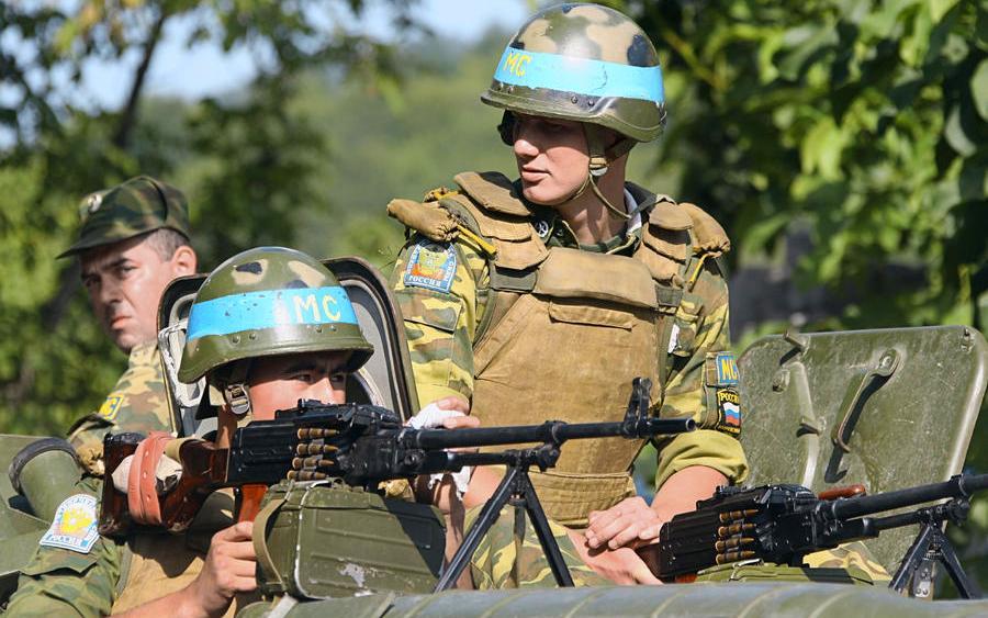 Украина и Молдавия ставят российских миротворцев в Приднестровье в безвыходное положение