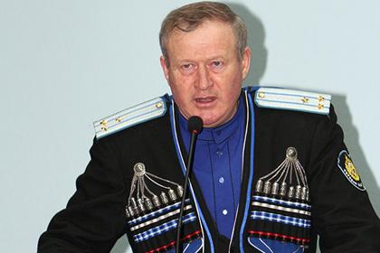 Казачьего атамана заподозрили в контрабанде оружия с Украины