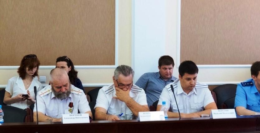 Оренбургский казак внес проект Закона о бесплатном предоставлении земельных участков отдельным категориям граждан