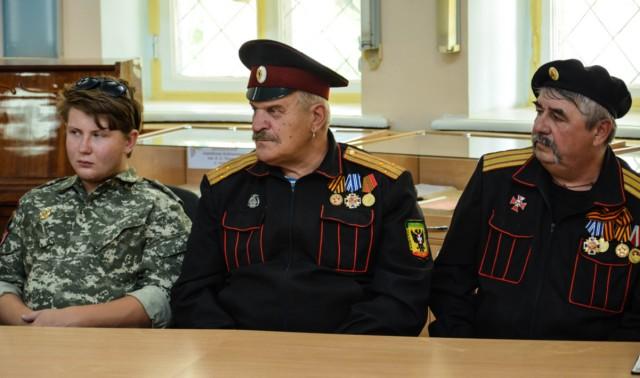 В Евпатории обсудили стратегию развития казачества