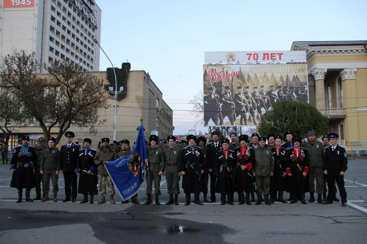 В Ставрополе началось объединение реестровых и вольных казаков?