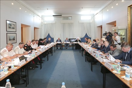 Заседание президиума Совета при Президенте Российской Федерации по делам казачества