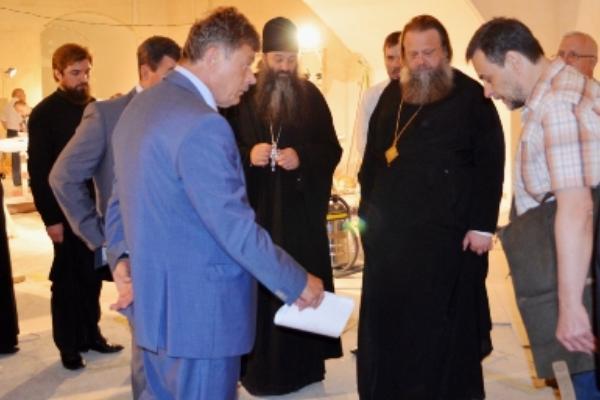 В Новочеркасске ждут Патриарха Кирилла