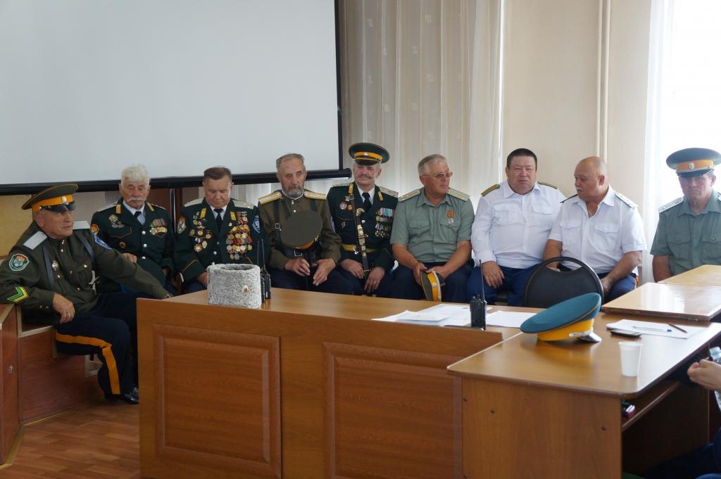 Кадровая ротация в Уссурийском казачьем войске: атаман Игорь Доценко уходит