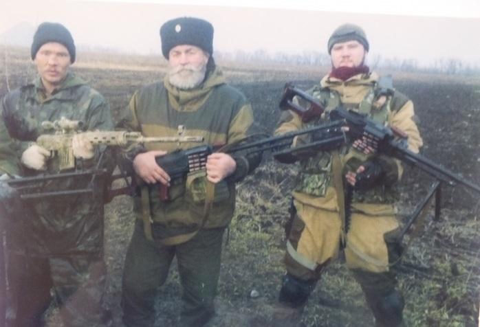 """Атаман Козырь: """"Якутские казаки воюют на Донбассе достойно"""""""