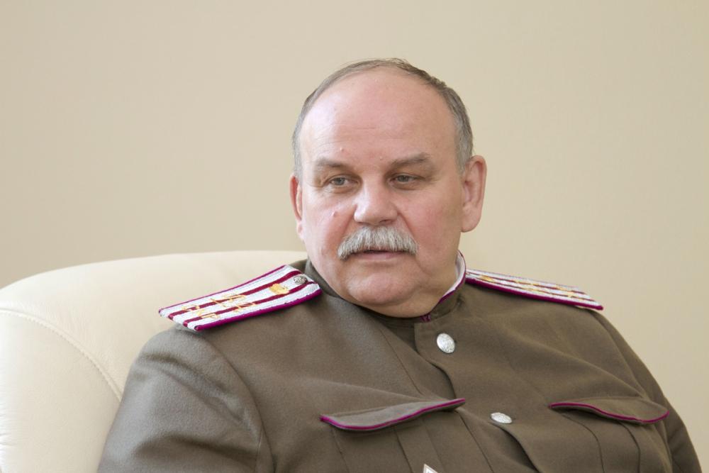 О предстоящей пресс-конференции Верховного атамана «Союза казаков России»
