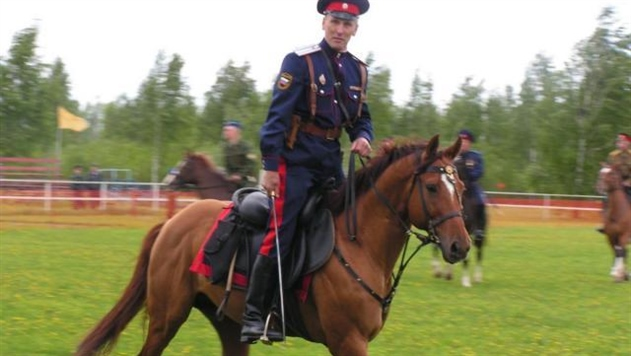 В Пинске арестовали троих участников конного похода Москва - Берлин