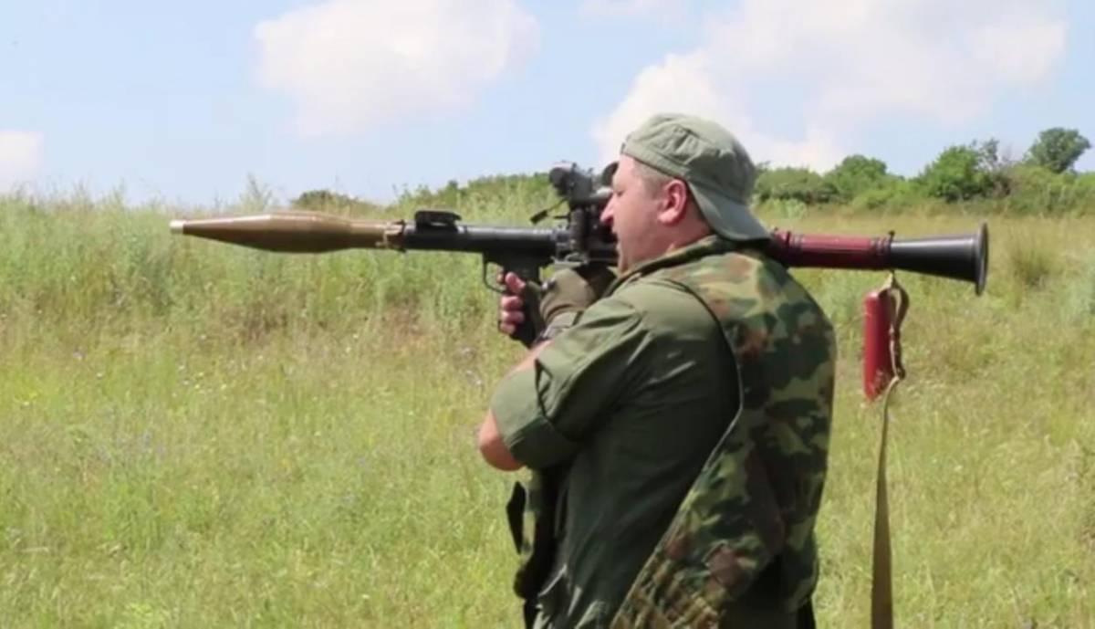 7 июля 2015 г. состоялись очередные плановые стрельбы личного состава казаков ССКО «Станица Казанская» на полигоне 247-го полка ВДВ