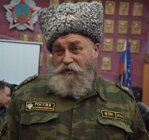 «Мы отомстили за смерть Сереги Пронина» - якутский атаман Козырь