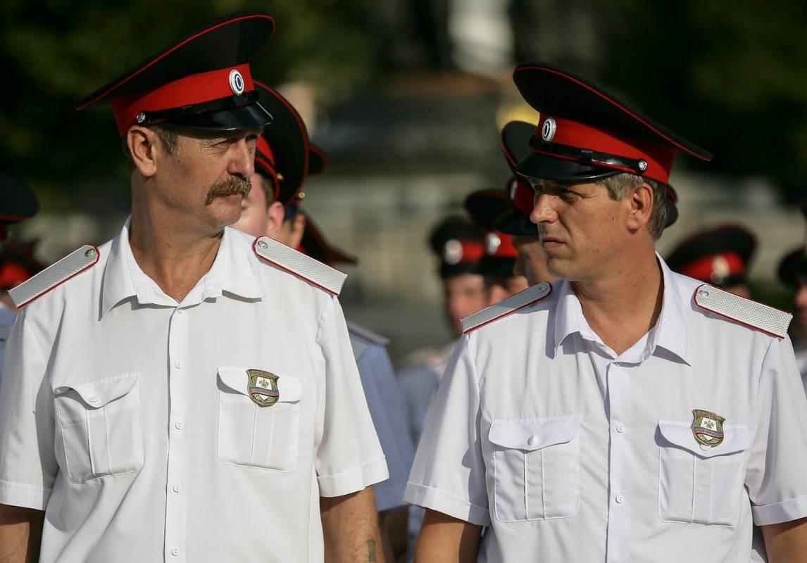 Госполитика государства в отношении казачества