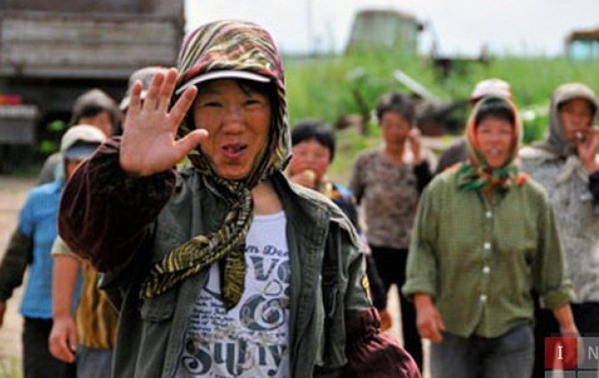 Китайская оккупация российского Дальнего Востока