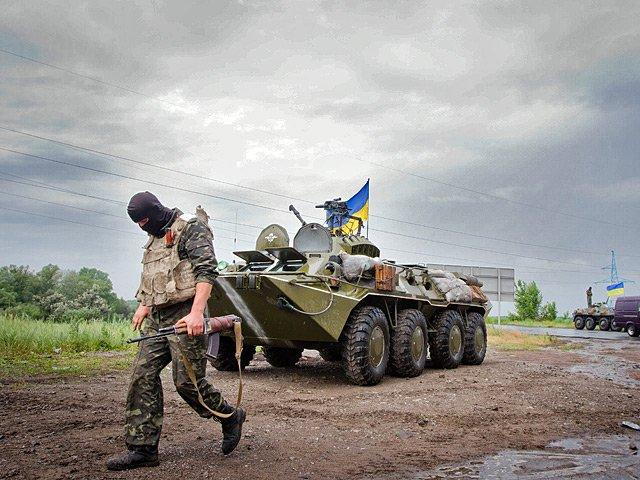 Бойцы ВСУ пошли против Порошенко и отказались штурмовать Донецк