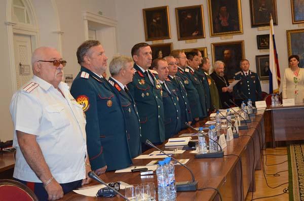 В Тобольске прошел выездной совет атаманов Сибирского войскового казачьего общества